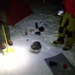 Übernachtung am Dachstein Sicherheit im Winter